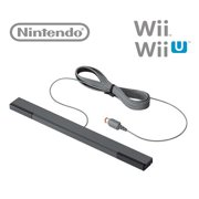 Official Nintendo Wii and Wii U Sensor Bar, 00781397350328