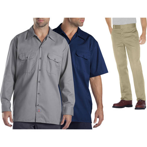 Dickies Mens Big and Tall Workwear Outfit Set, Your Choice