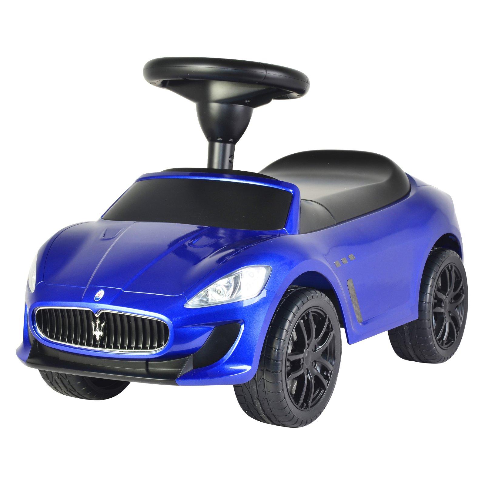 best ride on cars maserati riding push toy car - walmart