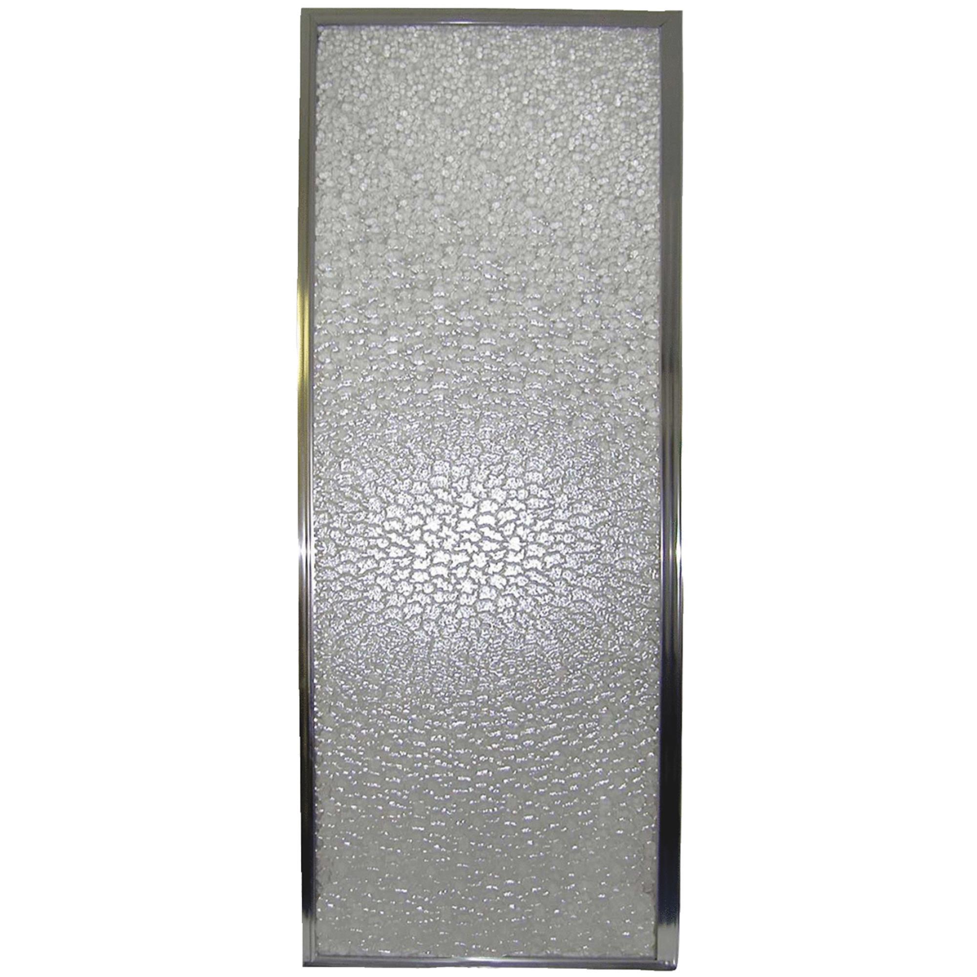 Mustee Durastall Glass Shower Door