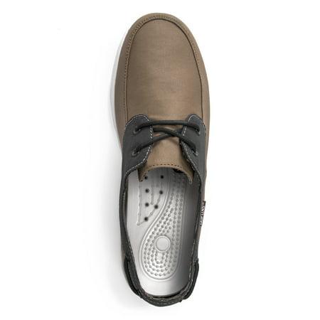 MUK LUKS® Men's Theo Boat Shoes