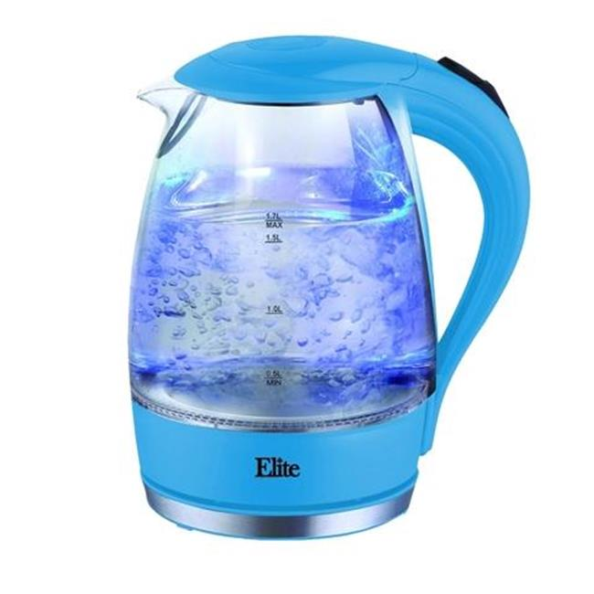 1.7 litre Cordless Electric Kettle, Red