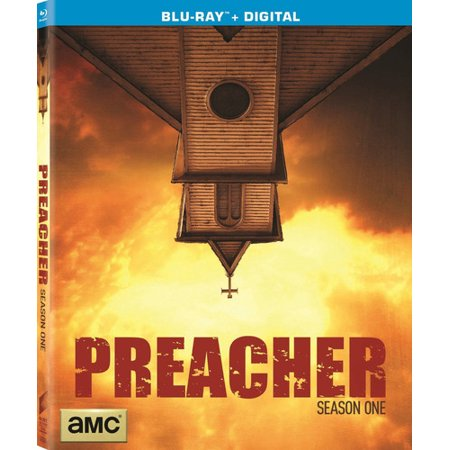 Preacher  Season One  Blu Ray