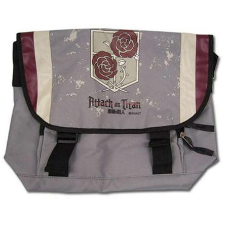Anime Messenger Bag - Garrison Regiment Anime Messenger Bag