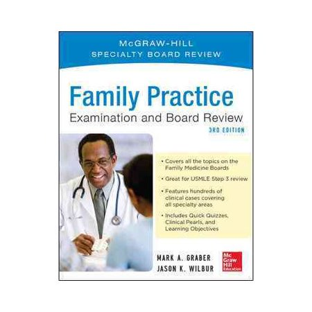 Family Practice Examination & Board Review by