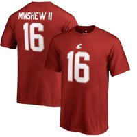 Gardner Minshew Washington State Cougars Fanatics Branded Youth College Legends Name & Number T-Shirt - Crimson