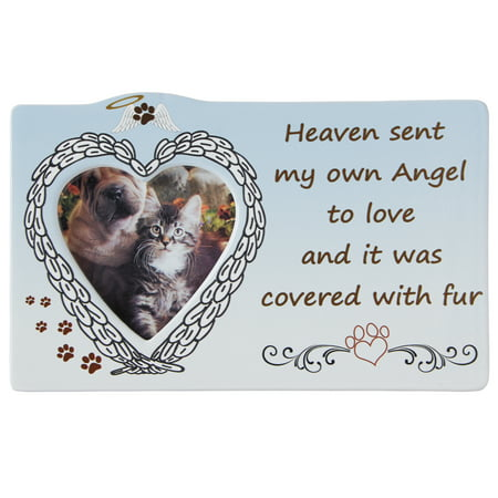 Religious Pet Memorial Picture Frame Pet Photo Picture Frame