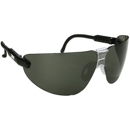 3M Lexa Safety Glasses with Gray Anti-Fog Lens