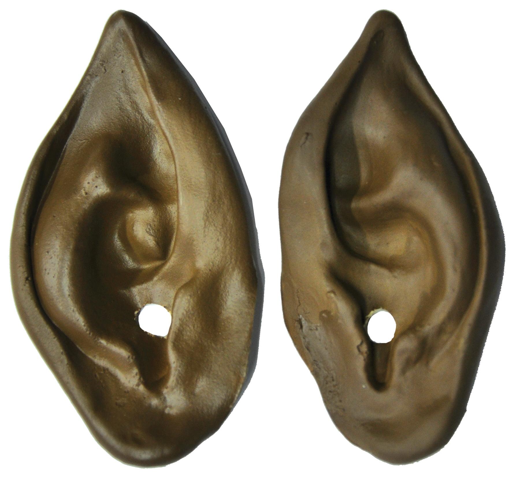 Brown Werewolf Ears Halloween Accessory