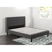 Zinus Dachelle Upholstered Button Tufted Premium Platform Bed, Multiple Sizes