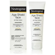 Neutrogena Age Shield Face Lotion Sunscreen Broad Spectrum SPF 110, 3 oz