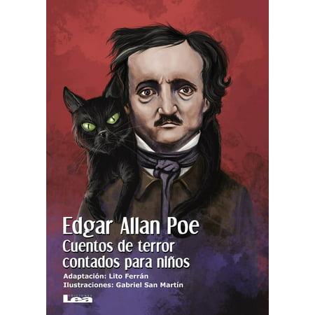 Edgar Allan Poe, cuentos de terror contados para niños - eBook](Musicas De Terror Para Halloween)