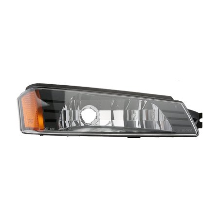 NEW PASSENGER SIDE TURN SIGNAL LIGHT FITS CHEVROLET AVALANCHE 1500 02-06 15077337 GM2521184 Chevrolet Malibu Turn Signal Switch