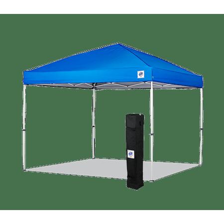 NEW E-Z UP® Envoy™ Instant Shelter Canopy, 10 by 10', Royal