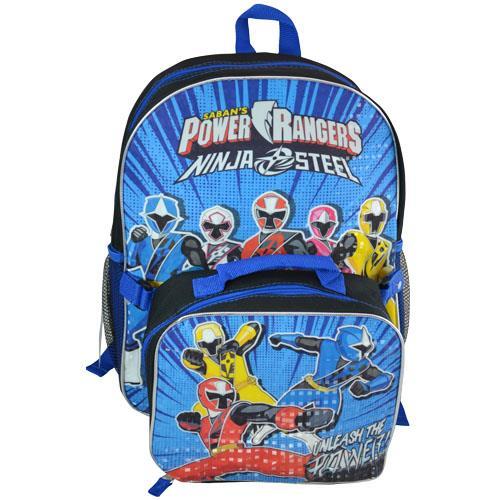 X General Datacom Backpack - Power Rangers - Ninja Steel ...