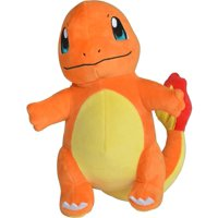 "Pokémon 8"" Plush Charmander"