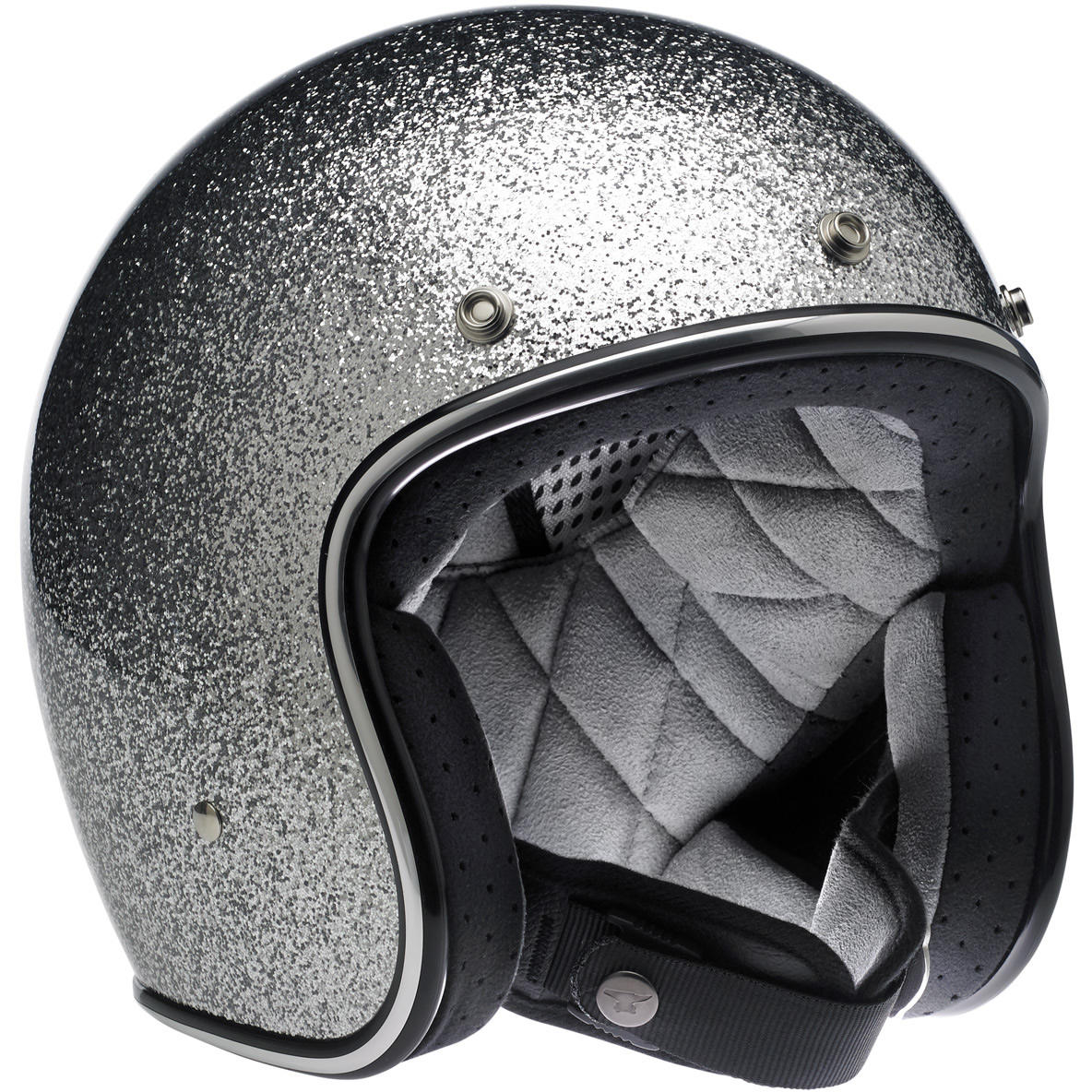 Biltwell BONANZA Motorcycle Helmet 3/4 Open Face XS-2XL FREE Expedited Shipping