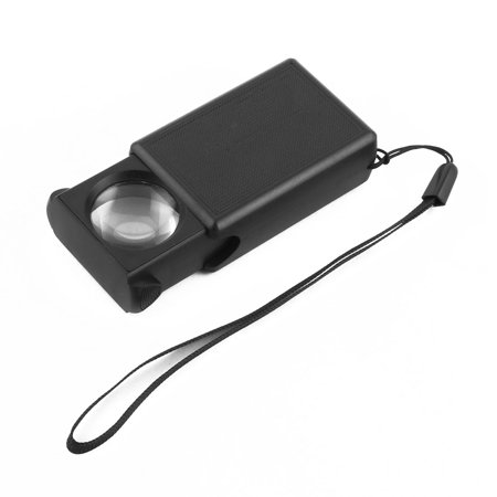 Diamond Jewelry Reading Plastic Electric Magnifying  Light Magnifier Glass