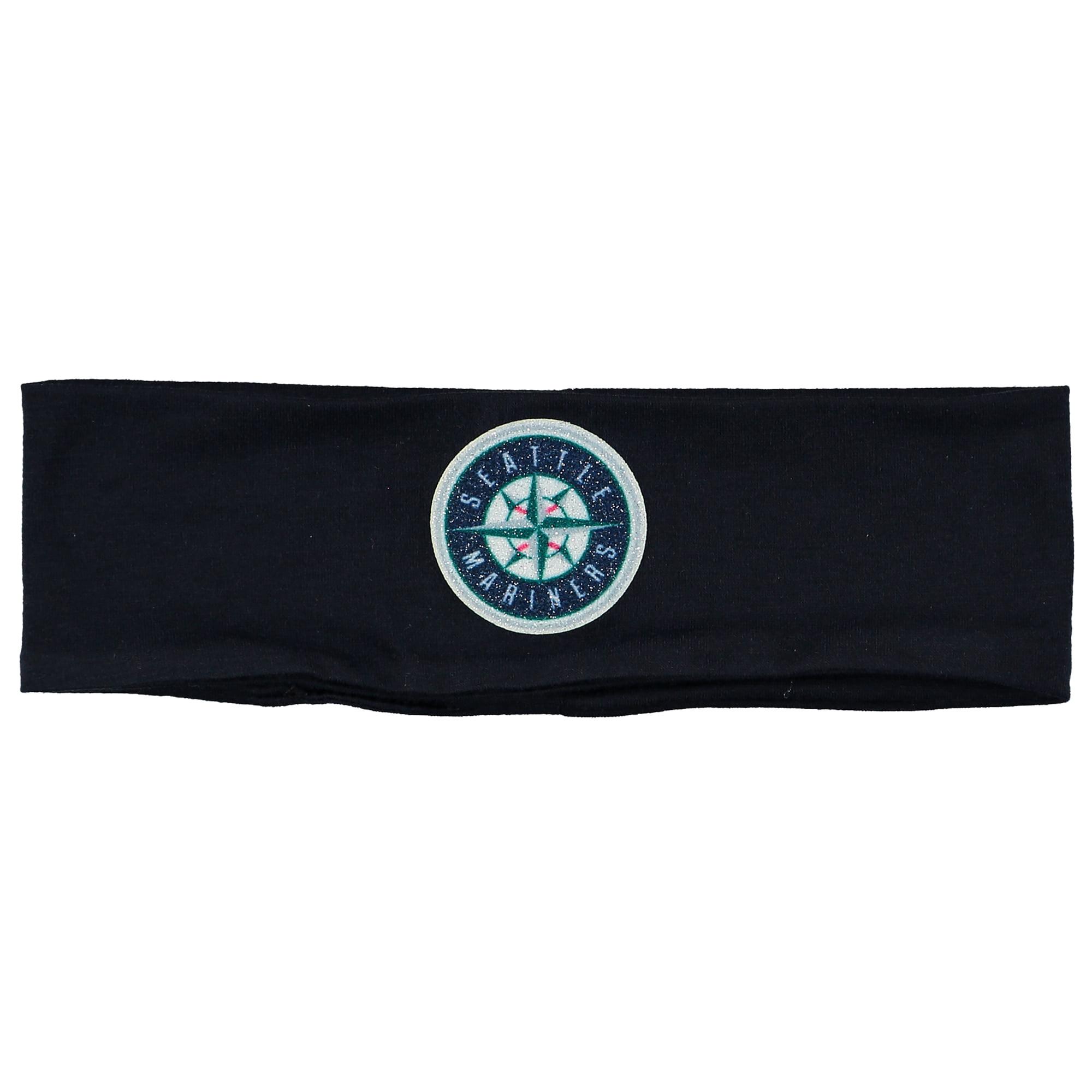 Seattle Mariners Women's Stretch Headband - No Size