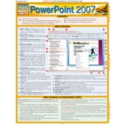 BarCharts- Inc. 9781423202769 Powerpoint 2007- Pack of 3