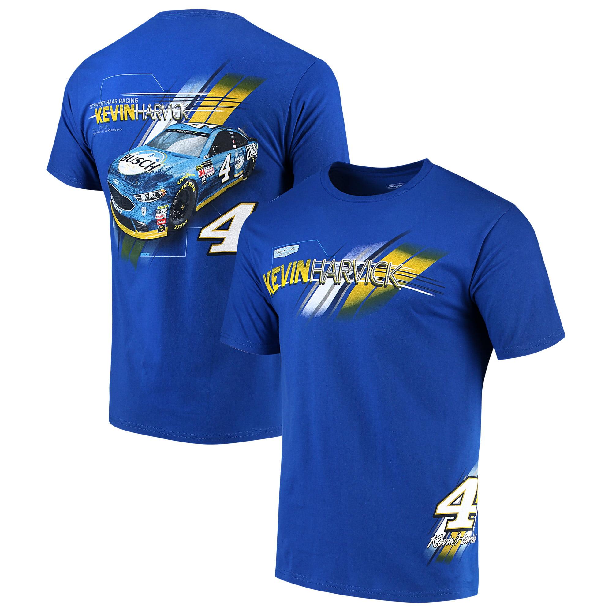 Kevin Harvick Full Throttle T-Shirt - Royal