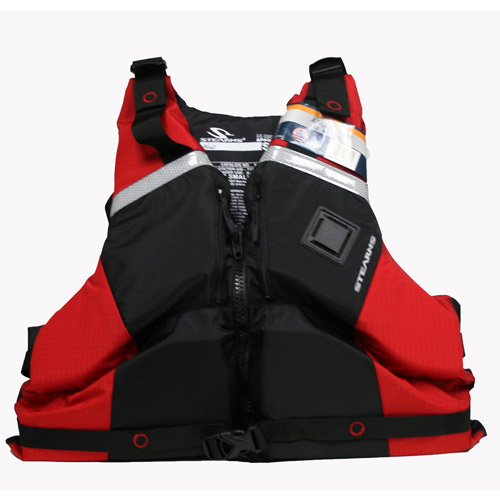 Stearns 2000006982 Red Panache Paddlesports Life Vest,  Small-Medium