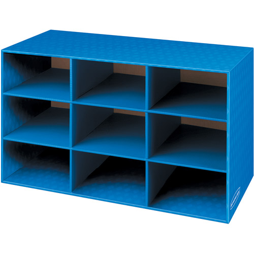 Fellowes Banker's Box Classroom Cubby, Blue