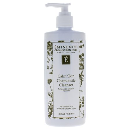 Calm Skin Chamomile Cleanser by Eminence for Unisex - 8.4 oz Cleanser