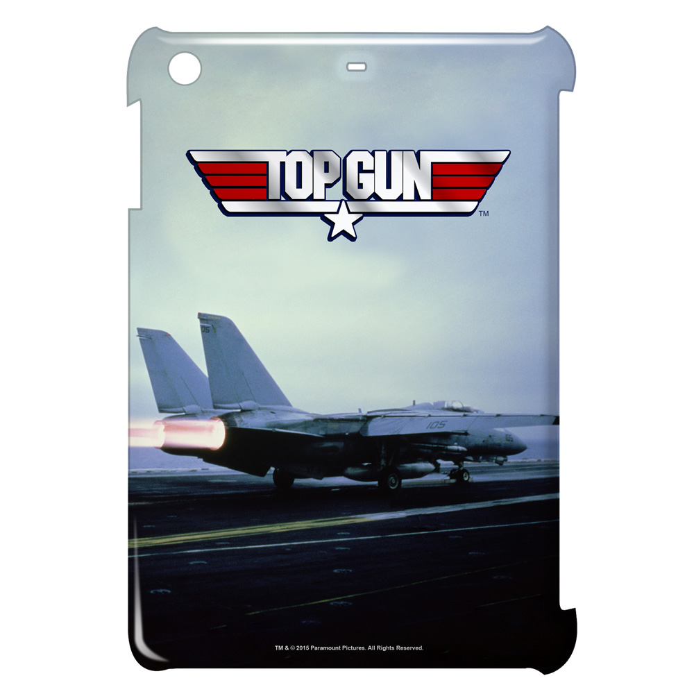 Top Gun Take Off Ipad Mini Case White Ipm