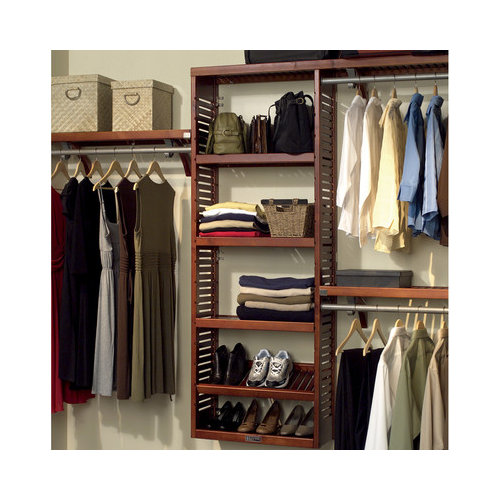 Bundle-22 John Louis Inc. Premier 12'' Deep Closet Organizer Set (3 Pieces)