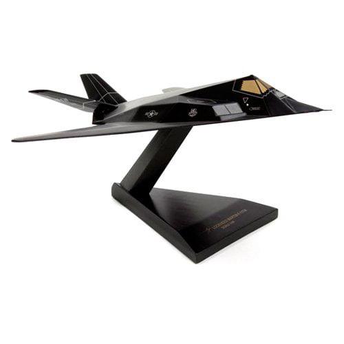 Daron Worldwide F-117A Blackjet Model Airplane