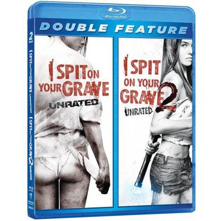 I Spit On Your Grave (2010) / I Spit On Your Grave 2 (Blu-ray)