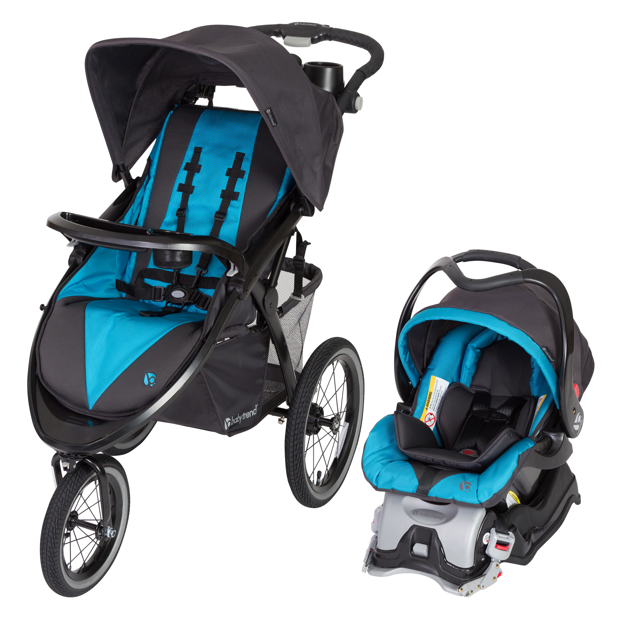 Baby Trend Expedition Premiere Jogger Travel System Piscina by Baby Trend