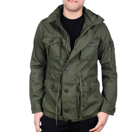 - Field Mechanic Jacket from Bleecker & Mercer
