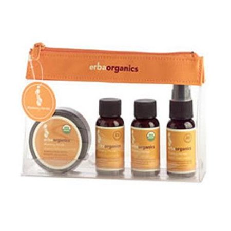 Erbaorganics - Erbaorganics Baby Travel Kit, 1 kit 1 Fitness Travel Kit