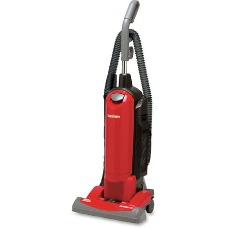 Sanitaire, EUR5815D, Commercial Bagless Vacuum, Red
