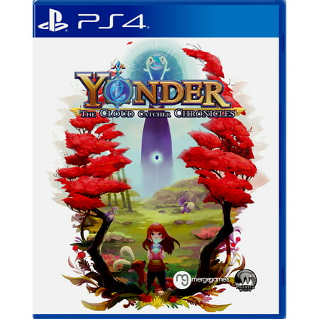 merge games yonder the cloud catcher chronicles ps4 walmart com