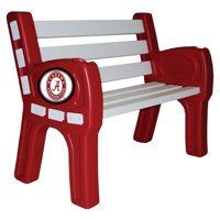 Imperial International NCAA 4 ft. Outdoor Park Bench