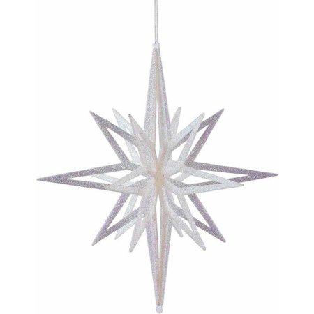 "Vickerman 16"" Star Christmas Ornament"