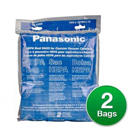 Genuine Vacuum Bag For Panasonic Mc V295h Single Pack