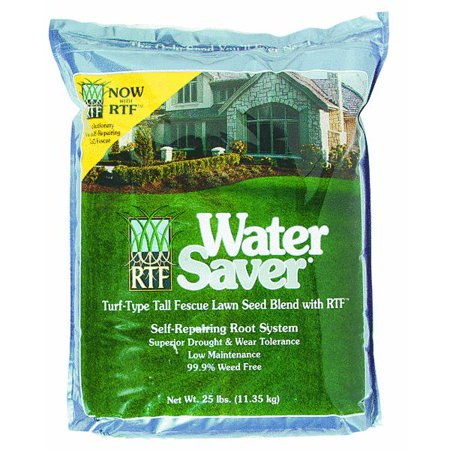 how to make water saver grass seed