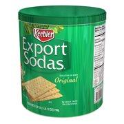 Keebler Export Sodas Crackers Original 28 Oz