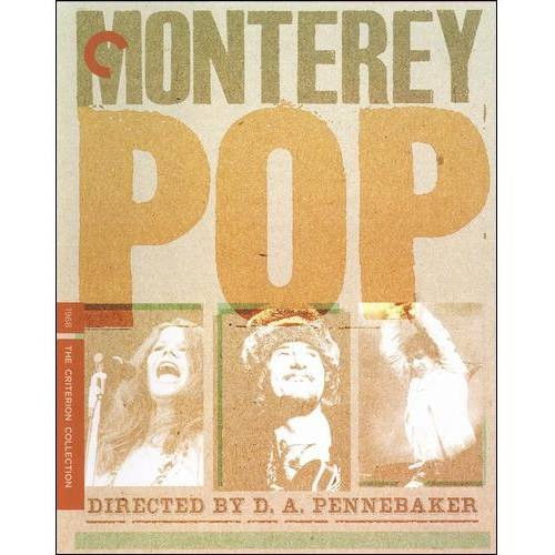 Monterey Pop (Criterion Collection) (Blu-ray)