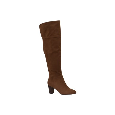 Bella Vita  Women's Telluride II Camel Super-suede Over-the-knee Boots](White Boots For Girls)