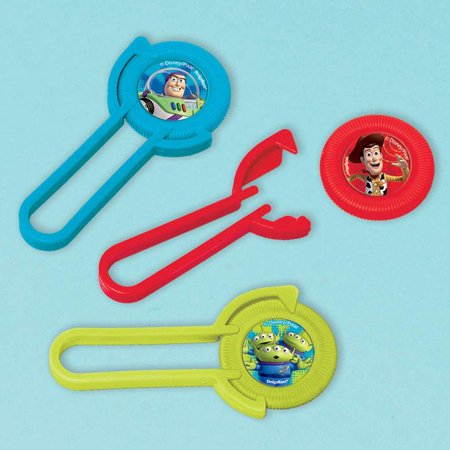 Toy Story Disc Shooter Favors (12 Pack) - Party Supplies](Toy Story Favors)