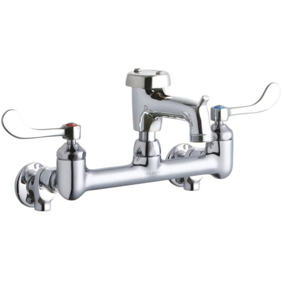 Elkay LK940BP03T4S Commercial 2-Hole Faucet