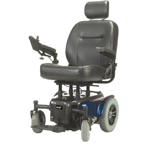 Drive Medical Medalist Heavy Duty Power Wheelchair
