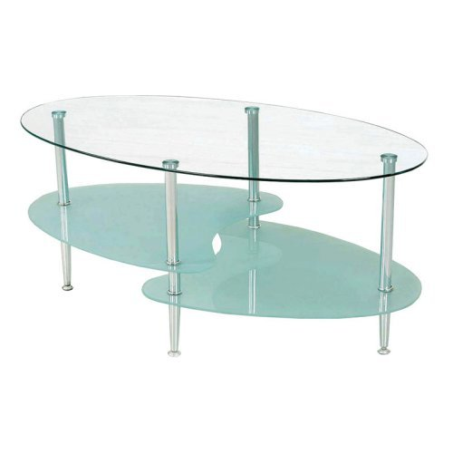 Wave 38 inch Coffee Table