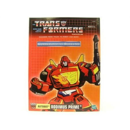 - Transformers G1 Reissue - Rodimus Prime