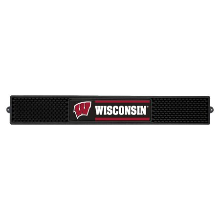 University of Wisconsin Drink Mat](Halloween University Of Wisconsin)